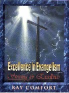 A powerful Christian evangelism tool, Excellence in Evangelism, provides 1 to18 top videos on witnessing to non Christians.