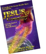 Christian Faith testimonies and prayers in Jesus and Company book is about living by faith in God!