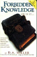 Forbidden Knowledge book explores Bible prophecy and the timing of end time events